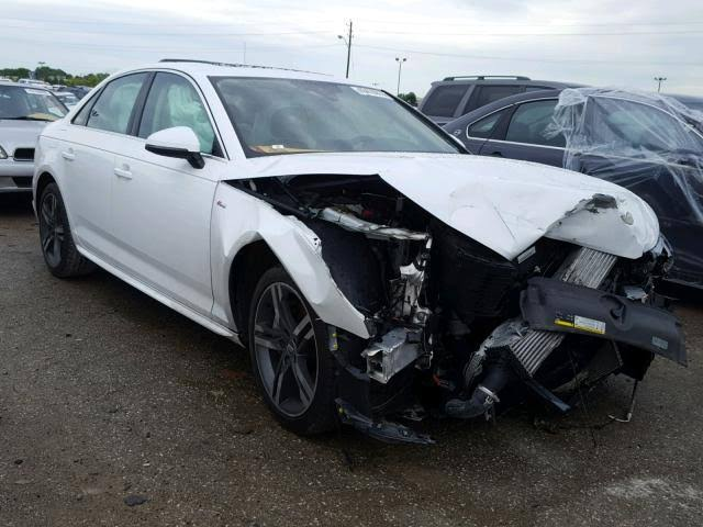 Audi A4 For Spares